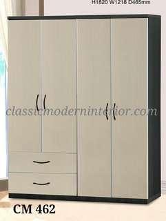 Brand new Wardrobe Cabinet Cm 462