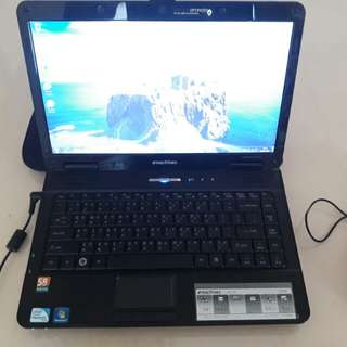 Laptop Dualcore 14 inches