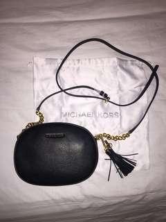 NWT Michael Kors black Crossbody