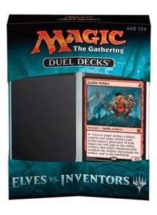 WTB Magic the Gathering Elves Deck / portion from the Elves vs Investors Duel Deck
