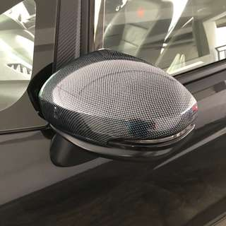 Honda Fit GK CF Print Side Mirror Cover