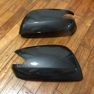 Honda Fit GE CF Print Side Mirror Cover (Replacement)
