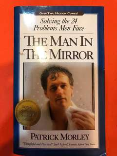 Preloved Book: The Man In The Mirror by Patrick Morley