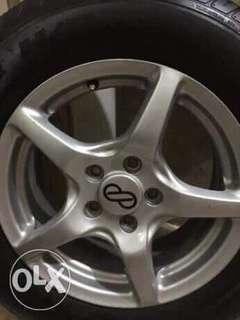 Dueller tires 18