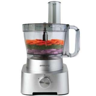 Ambiano Die Cast Food Processor 3.5L 1000W