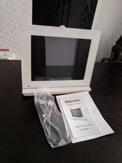 Digital photo frame Shicano SPH-8088B/W