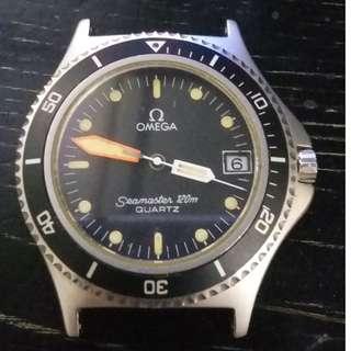 1970 亞米加海馬潛水 omega 120m diver