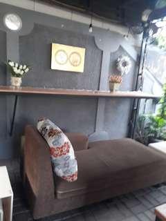 Sofa 2 seater besar