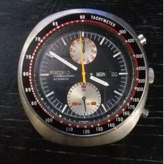1970 seiko  chronograph