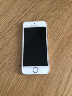 Unlocked iPhone 5s 32GB Gold *mint condition