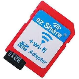 EZ Share Kartu MicroSD Adapter Wi-Fi Hingga 32GB