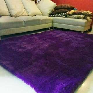 Karpet Bulu Halus 150x100cm TERMURAH
