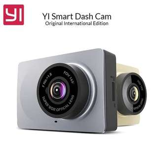 Xiaomi Yi Smart Car Dash Camera - INTERNATIONAL Version
