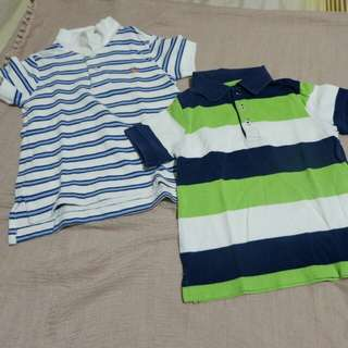 Repriced!! Bundle Polo Shirt!!!