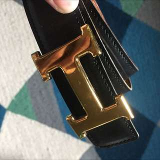 ‼️REPRICED‼️Authentic Hermes reversible belt
