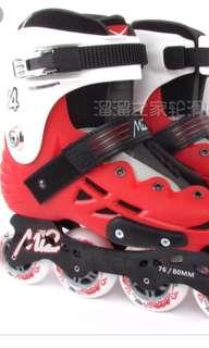 Brand New M4 in-line skates