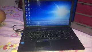 Laptop /toshiba/15.6inch