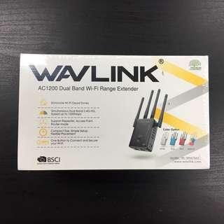 📷 Actual Photo! Wavlink WiFi range extender wifi booster AC1200 2.4G 5G