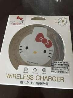 Hello kitty 無線叉電