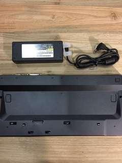 Fujitsu port replicator for S904