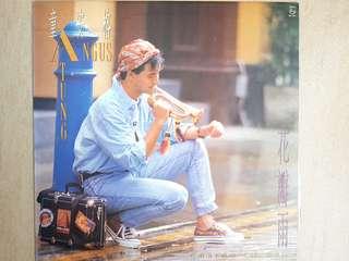 80s Pop Angus Tong An Ge vinyl 1990 童安格 花瓣雨 黑膠唱片