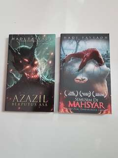 BN Novels by Hadi Fayyadh
