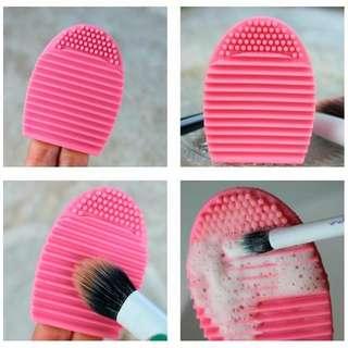 Silikon Pembersih Brush