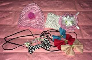 BABY HEADBOWS SET