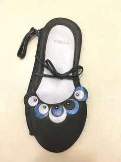 可愛芭蕾舞鞋型 Furla coin bag