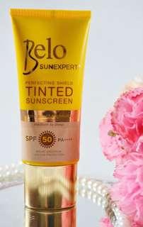 PO: Belo Tinted Suncreen