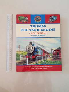 Thomas The Tank Engine Collection book