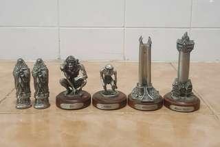 Royal Selangor Pewter LOTR figurines 6