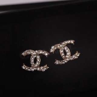 CC 水晶swarovski crystal earring
