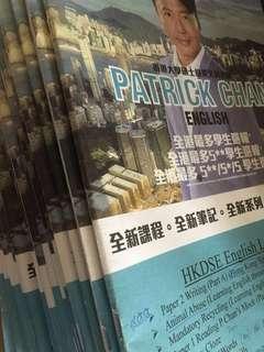 Patrick Chan 英文補習筆記(共26本)
