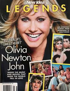Olivia Newton-John: New Idea Legends