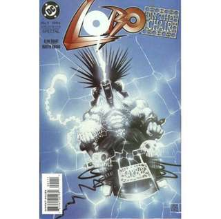 LOBO: THE CHAIR #1 (1994) One-shot