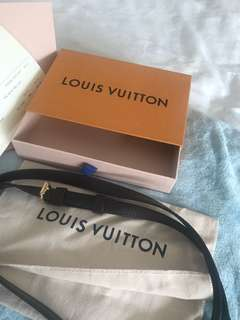 Louis Vuitton bag strap