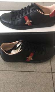 Gucci Ace Sneakers Embroidered size 39