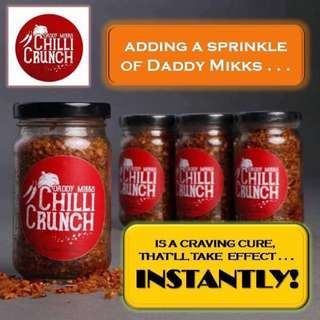 Daddy Mikks Chili Crunch