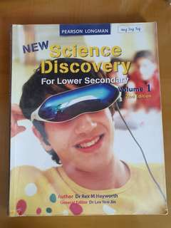 Science Discovery for Lower Secondary volume one