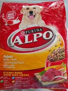 Purina Alpo dog food