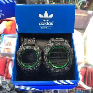 Adidas Couple Watch