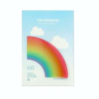 (原價$43) 我手寫我心 韓國製 半透明memo紙 (Semi-Transparent Sky Memo Pad)
