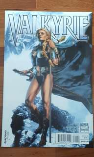Valkyrie one-shot