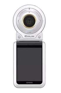 Casio camera EX-FR100L selfie