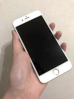 🚚 二手 iPhone6 16G 銀 電池全新 功能正常