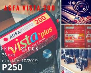 Agfa Vista Film 200