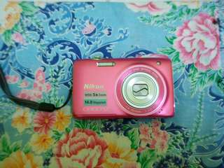 Nikon Coolpix S3100 💯