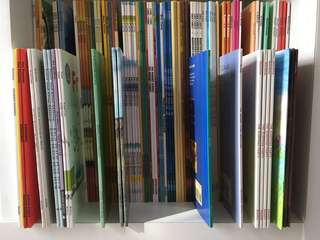 Brand new available- Children's paperback story books Size: 198x278mm
