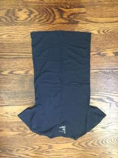 Navy-Blue Short-sleeve Top